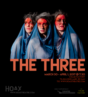 THe Three webPOSTER